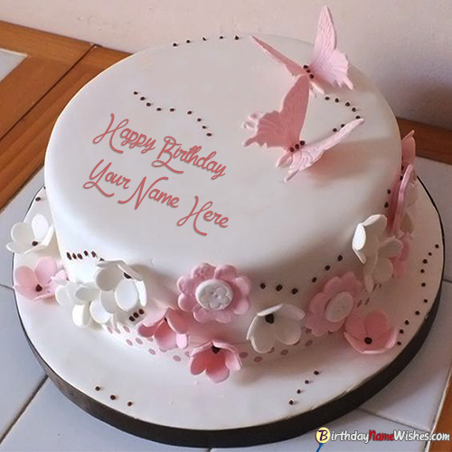 Birthday Cake With Name Generator And Photo Download