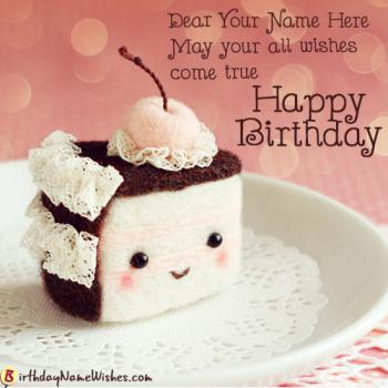 Name EditingCreate And Design Best Birthday Wishes With Generate Photo Editing Options Say Happy To Your Friends Page 1