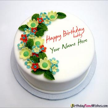 Awesome Happy Birthday Wishes Cake With Name 11 Funny Birthday Cards Online Hendilapandamsfinfo