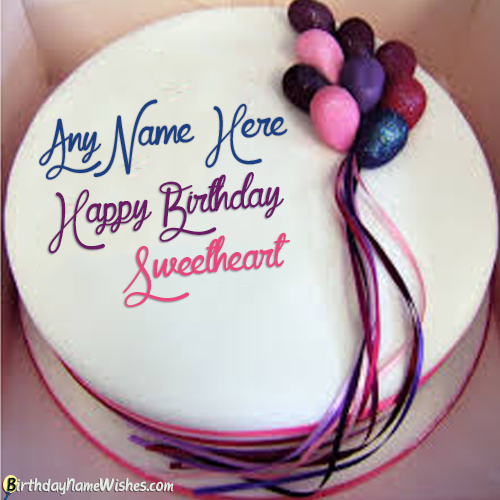 Birthday Cakes Images Editing ~ Happy birthday cake with name generator