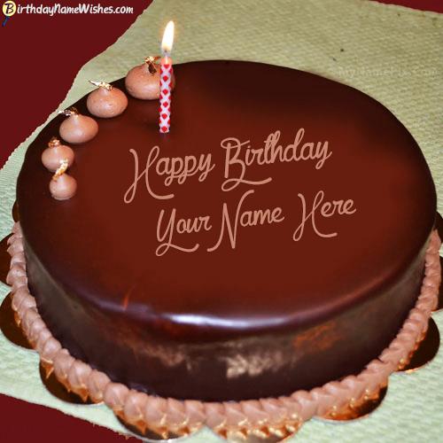 Cake Generator Video With Name Birthday
