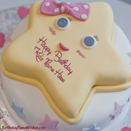 Happy Birthday Cake With Name Editing 7