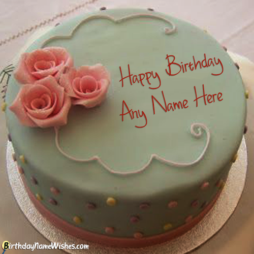 Happy Birthday Cake With Name Generator4